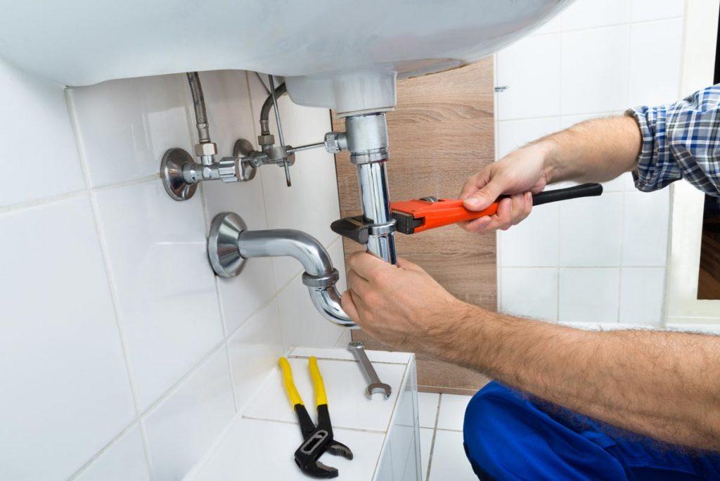 Onderhoud en herstellen sanitair