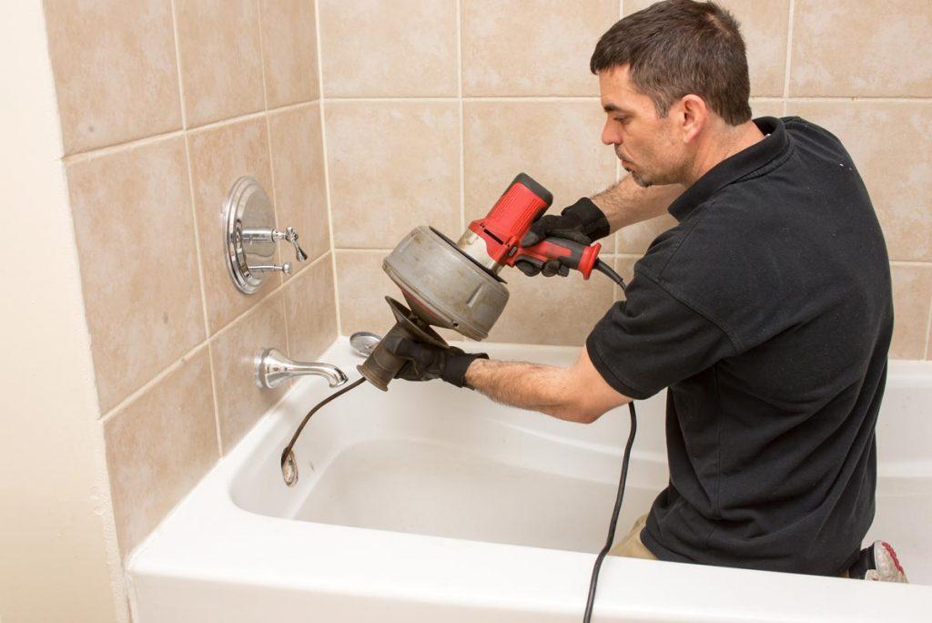 Ontstoppingsdienst douche en bad ontstoppen